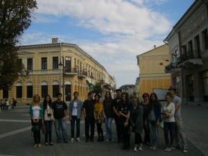 Faină plimbarea prin Botoșani
