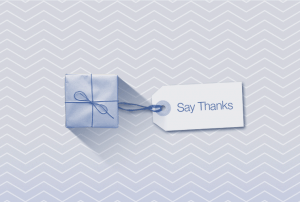"Facebook introduce ""Say Thanks"""