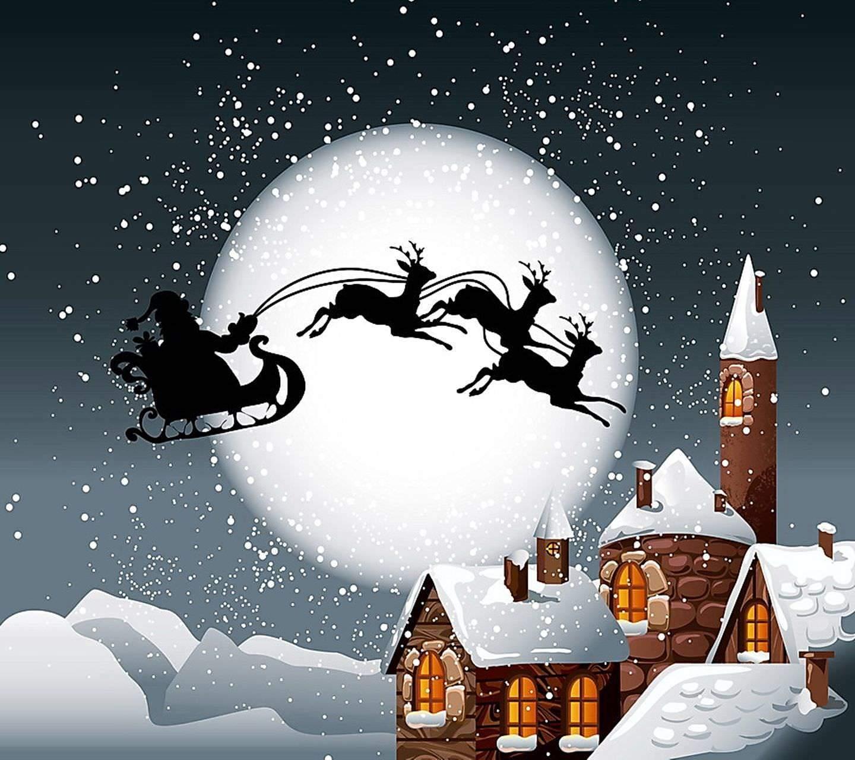 Crăciun fericit, dragii mei cititori !
