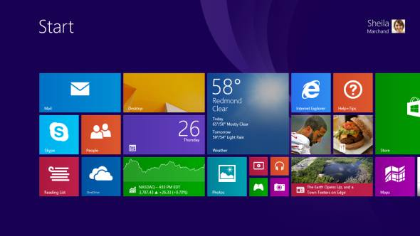 Am trecut pe Windows 8.1