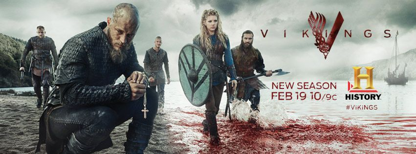 cand apare vikings
