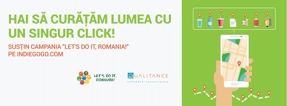 Let`s Do It, România! lansează o aplicație tare faină