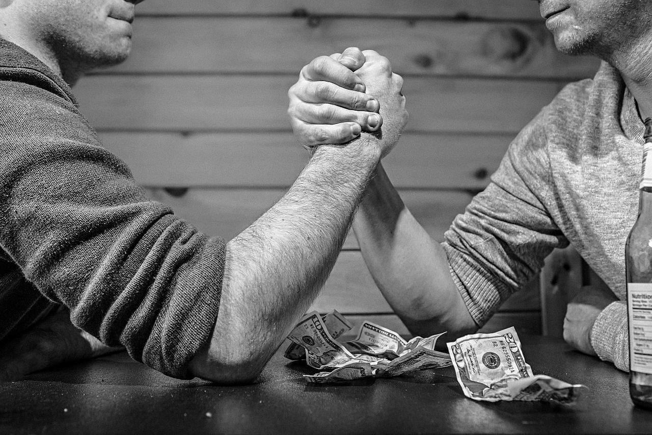 Dependența de pariuri sau de alte jocuri de noroc e tare nasoală