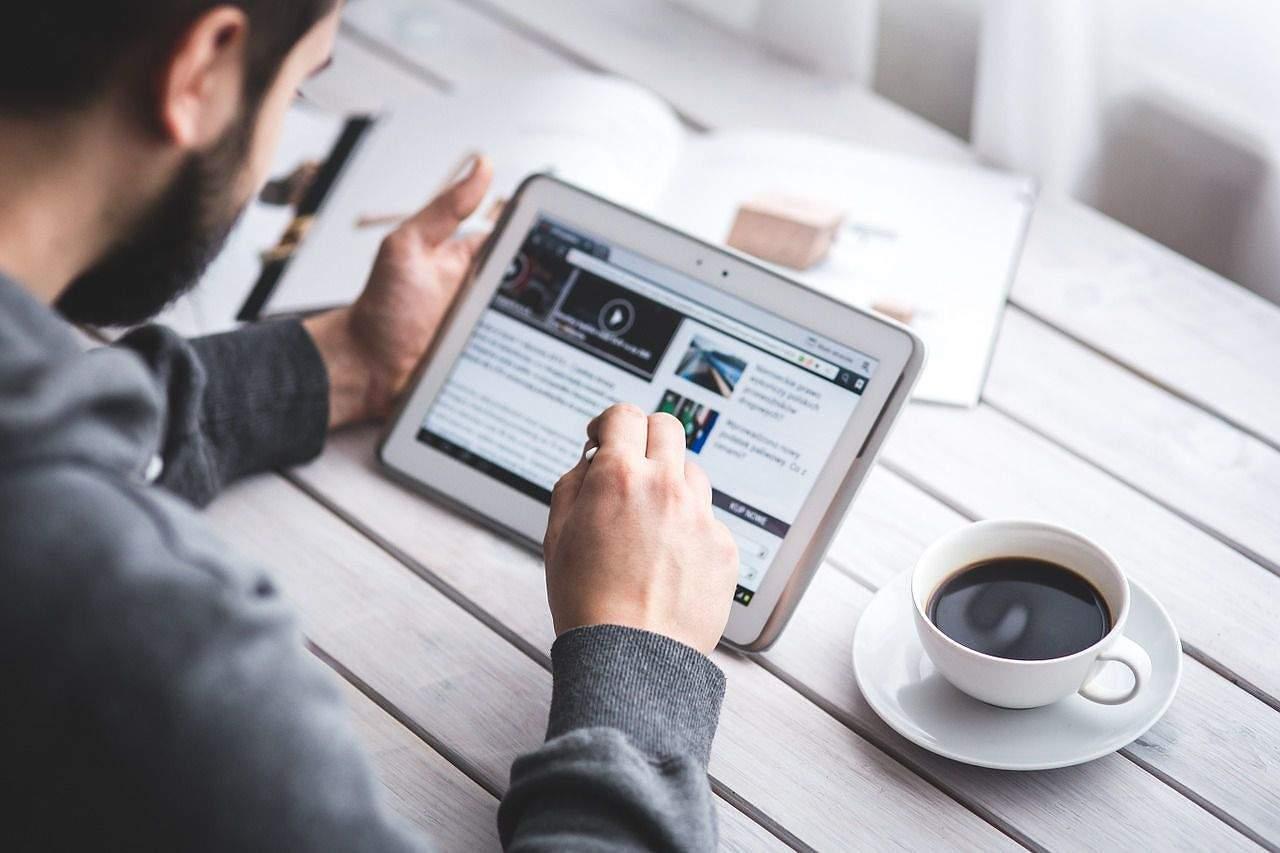 bloggeri si cafea