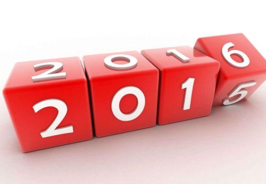 2016 e anul în care renunț la lucruri și obiceiuri