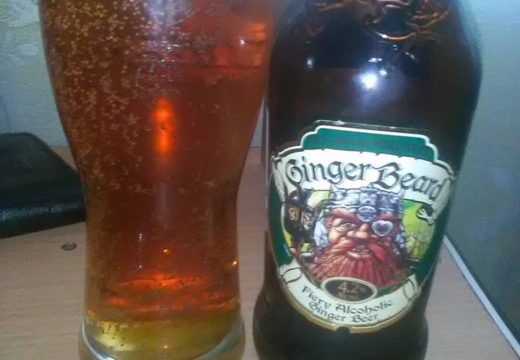 Ginger Beard – bere pale ale din Anglia