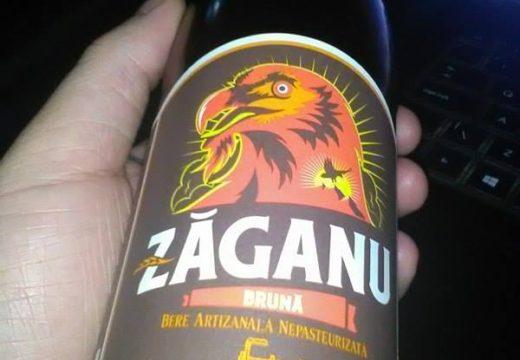 Primul articol despre bere: bere brună Zăganu