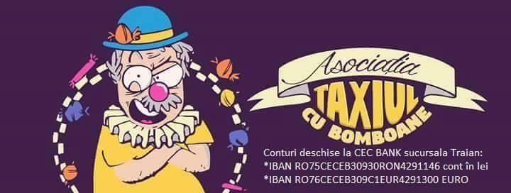 asociatia taxiul cu bomboane