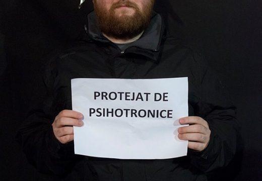 """Portret de Protest, chipurile protestatarilor """"manipulați"""""""