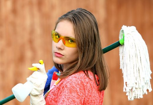 Produse de curățenie – tot de pe internet?