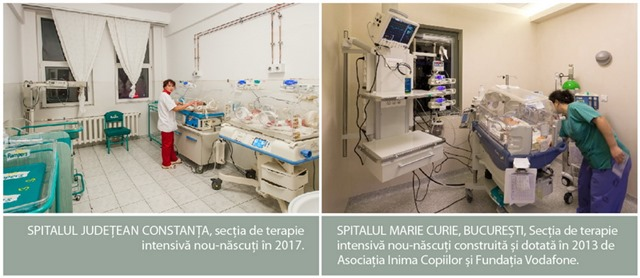 asocitatia inima copiilor spital