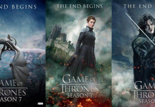 A apărut trailerul oficial pentru noul sezon Game of Thrones