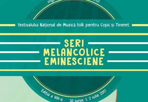 Curând: Festivalul Național de Folk de la Ipotești