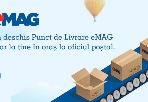 eMag și livrările la Poșta Română