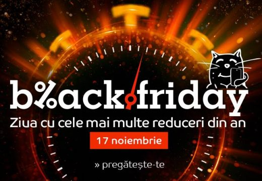 Black Friday ediția 2017 e aici
