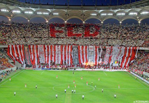 Dinamo îi calcă pe urme Rapidului?