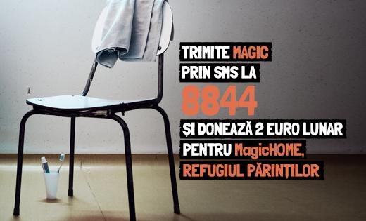 MagicHome, o viață pe un scaun ce se dorește a fi schimbată