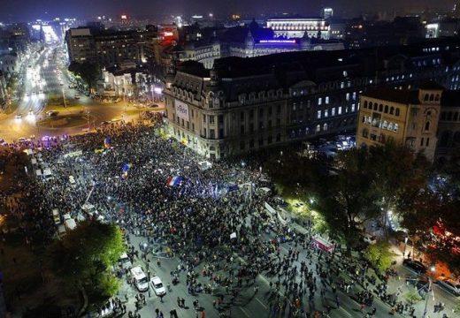 Proteste, partea a II-a?