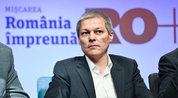 """Ne """"salvează"""" Cioloș?"""