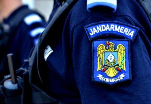 Jandarmeria… și atât