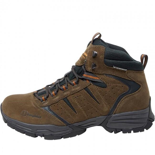 Berghaus Expeditor AQ Trek Hiking Brown