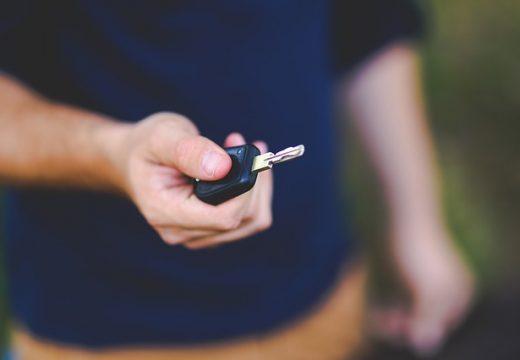 am pierdut cheia de la masina