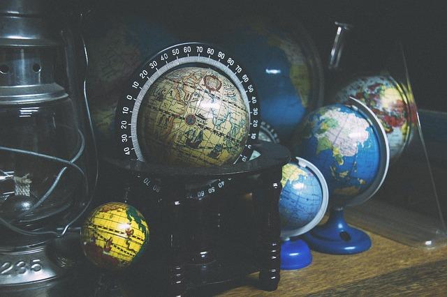 Geografia stiinta Pamantului
