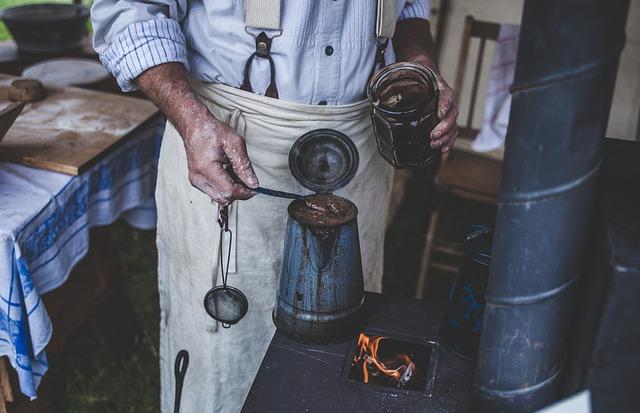 Trucuri pentru prepararea cafelei la ibric