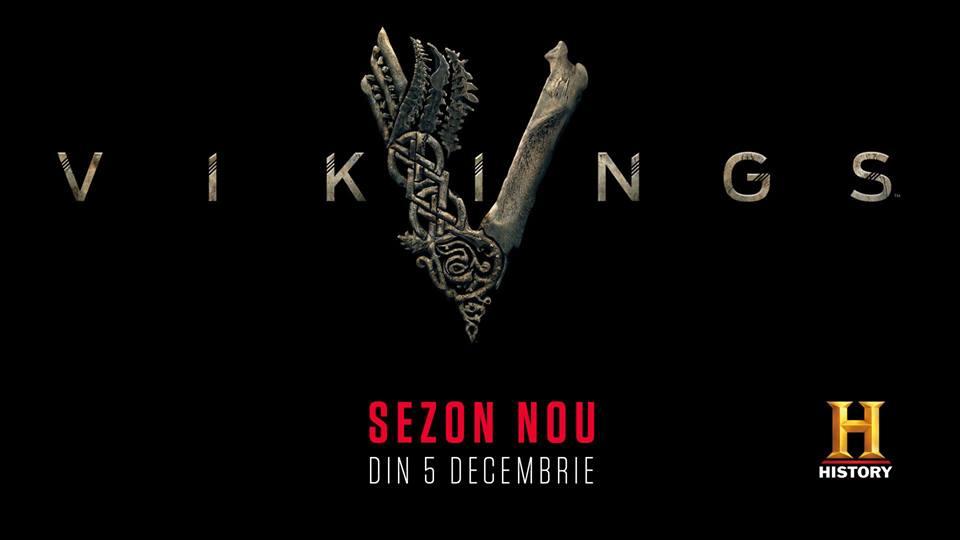Sezon nou pentru Vikings din  decembrie
