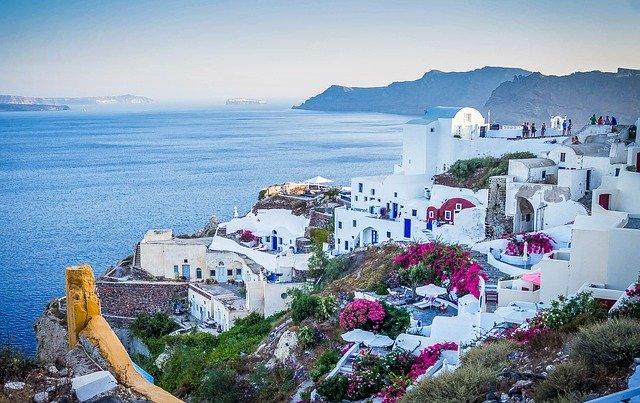 Vacanță în Santorini - ce ar trebui să știi